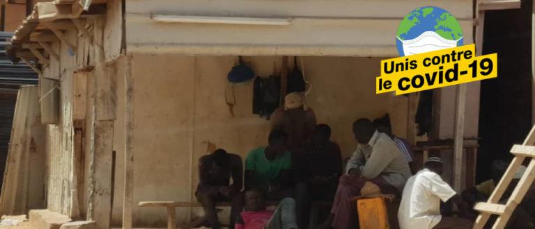 Article : Covid-19 au Niger: La population peine à respecter les gestes barrières