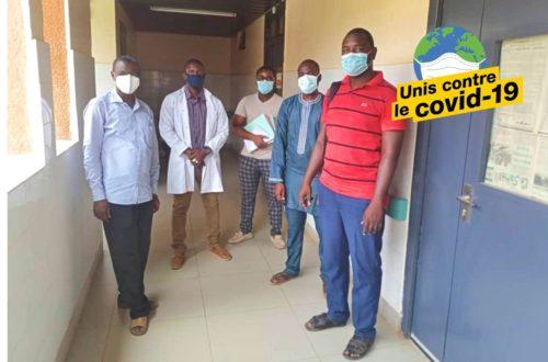 Article : Djibo Sayo, un médecin généraliste au cœur de la pandémie de Covid-19 au Niger